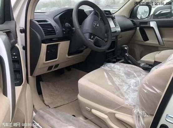 说明: 2019款平行进口霸道4000中东版现车促销优惠
