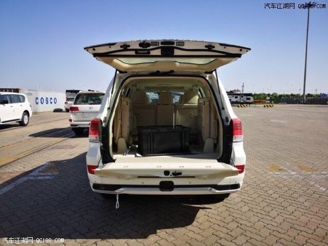 原装进口中东版丰田酷路泽4600试驾体验