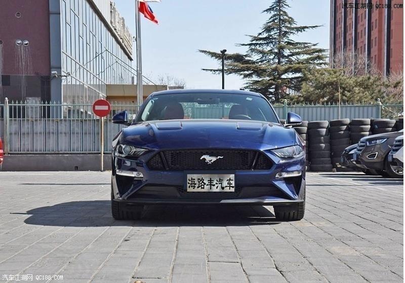 2020款加版福特野马Mustang参数解读