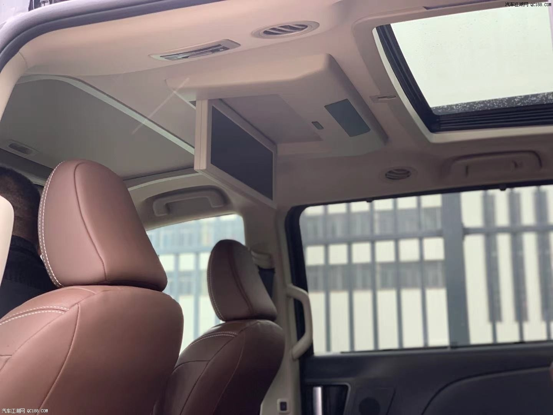 20款丰田塞纳加版四驱LTD顶配国6排放标准现车价格