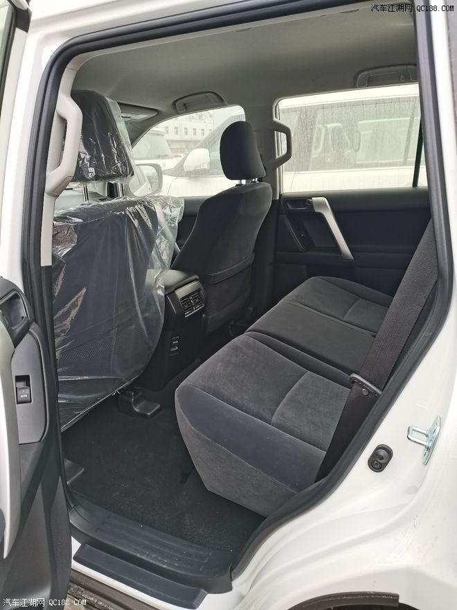 丰田普拉多柴油版价格3000现在提车价格