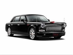 创新模式 红旗汽车定制版成为领袖级新宠
