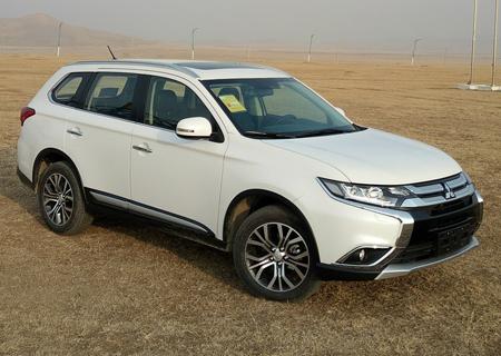 买车也要看缘分 国产欧蓝德2.4L购车谈