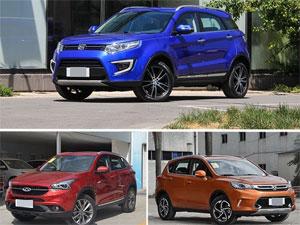 追求个性又看中品质 十万级国产紧凑SUV