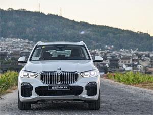 出色公路性能著称 试驾全新一代宝马X5