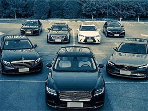 空间轴距表现如何 对比七款C级豪华车型