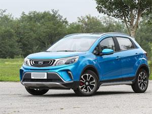 中国品牌年度车型 四辆小型SUV推荐导购