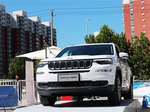 黑科技体验日 深入了解Jeep多项黑科技