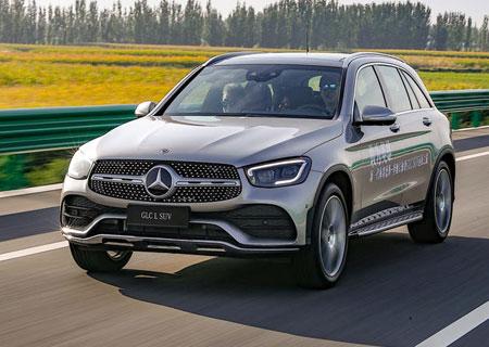 给足你新鲜感 试驾全新款奔驰GLC 300L