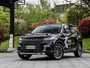 15万元左右 推荐三款国产高端SUV车型