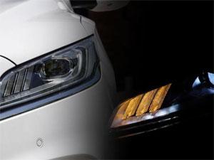 不公平挑战 博瑞GE/奔驰C级灯光对比实测