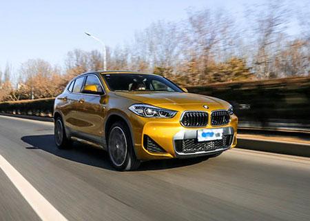 来自日耳曼的精灵 试驾BMW X2 xDrive