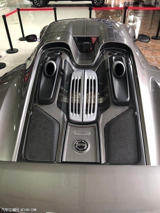 19款保�r捷918 Spyder超跑�F���拍解析
