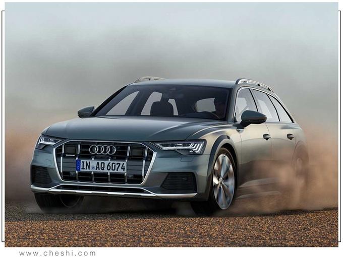 奥迪新款A6车型于西班牙正式上市发售