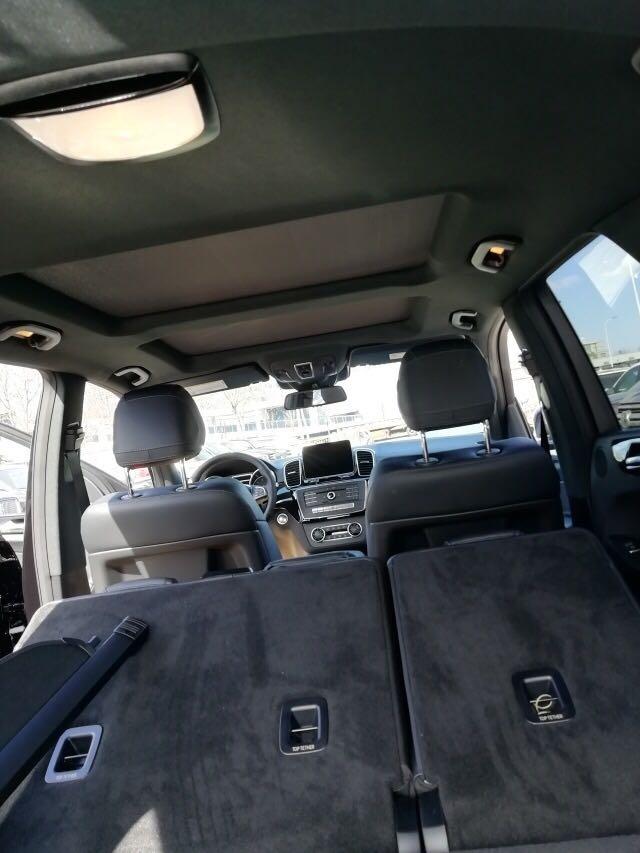 19款加版奔驰GLE400体验 彰显尊贵身份