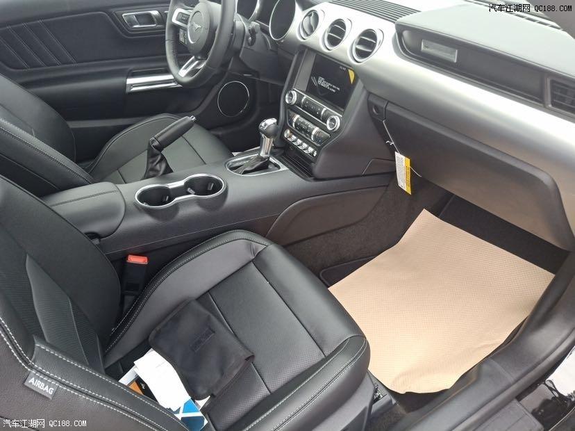 19款福特野马2.3T双门加版跑车评测解读