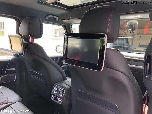 进口2019款奔驰G63解读 彰显尊贵身份