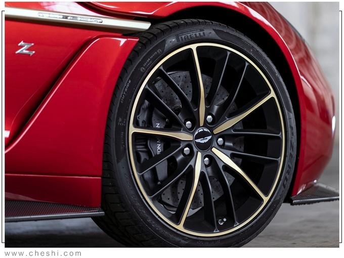 阿斯顿・马丁限量版V12 Speedster消息