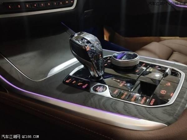 平行进口车2019款加版宝马X7试驾体验