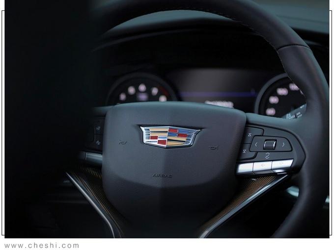 凯迪拉克XT6-V外观渲染图 年内正式亮相
