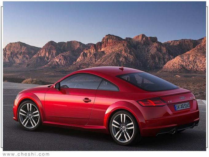 奥迪TT四门版车型渲染图片 2021年亮相