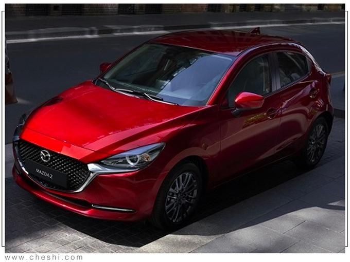 新款马自达2正式开售 性能表现大幅提升