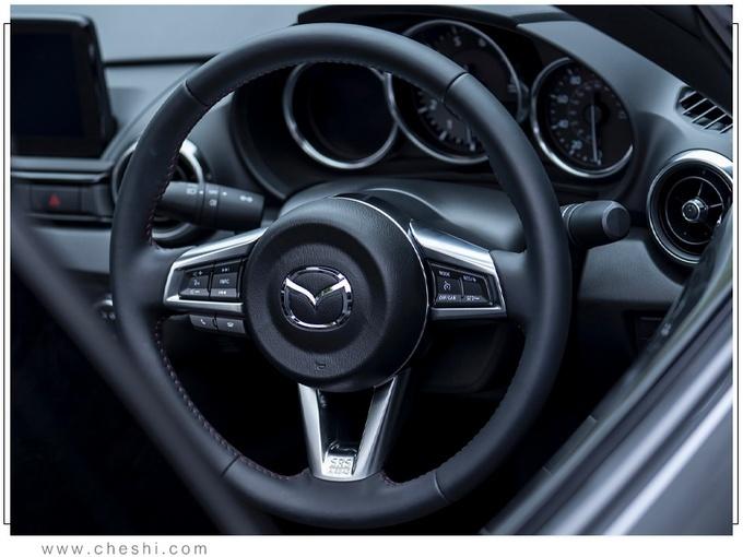 搭2.0L引擎 新马自达MX-5海外正式上市