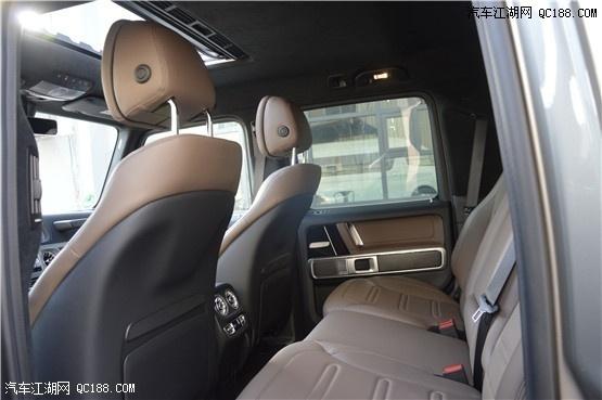 2019款奔驰G500解读 流露出王者气质