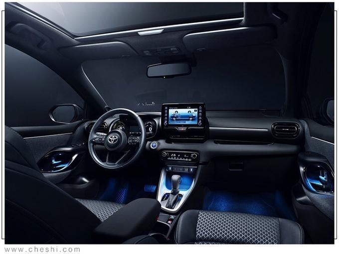丰田新小型SUV渲染图 2020年下半年发布