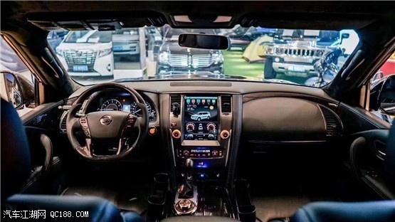 原装配资公司中东版途乐 全尺寸SUV报价解析