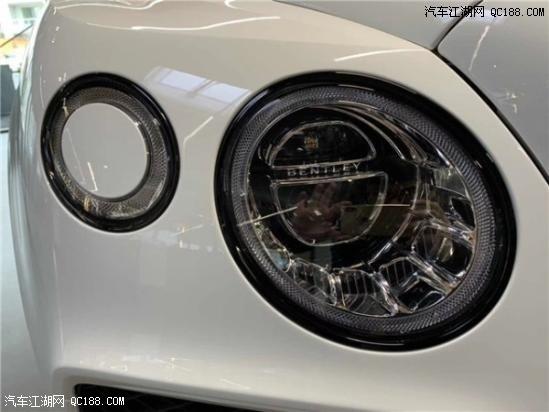 2020款宾利添越3.0TV6汽油欧规版报价