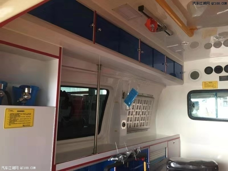 2020款奔驰新威霆监护转运型医疗车评测