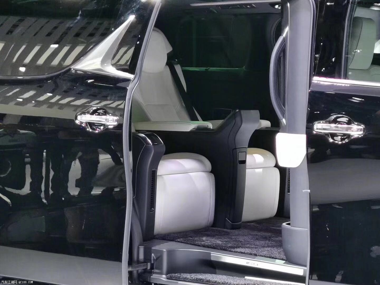 20款雷克萨斯LM300 3.5LV6动力现车实测