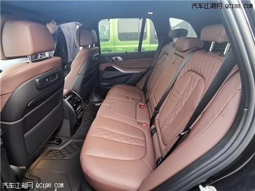 平行进口车20款加拿大版宝马X5实车详解