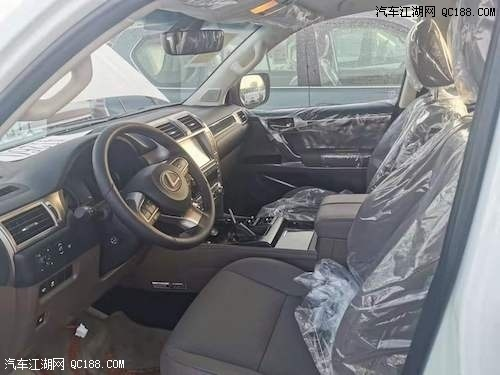 最新款中东版雷克萨斯GX460 全方位详解