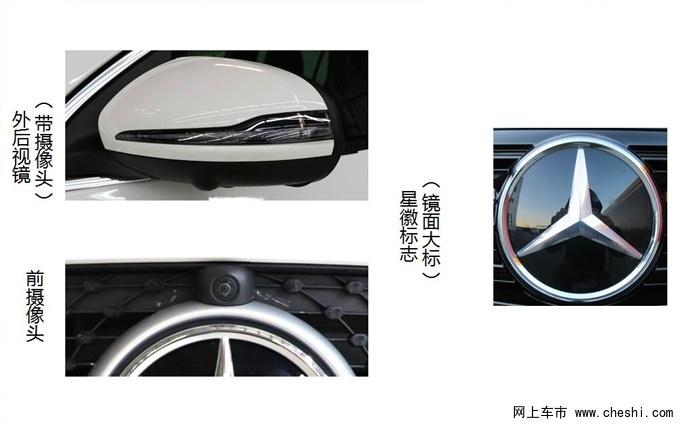 奔驰国产全新一代GLA实拍图 于年内上市