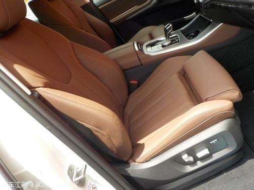 2019款宝马X5搭载3.0L V6引擎试驾感受