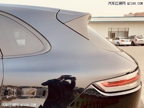 20款保时捷卡宴2.9升V6加规版体验评测