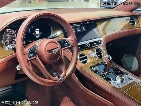 20款宾利欧陆GT欧规版奢华座驾实拍报价