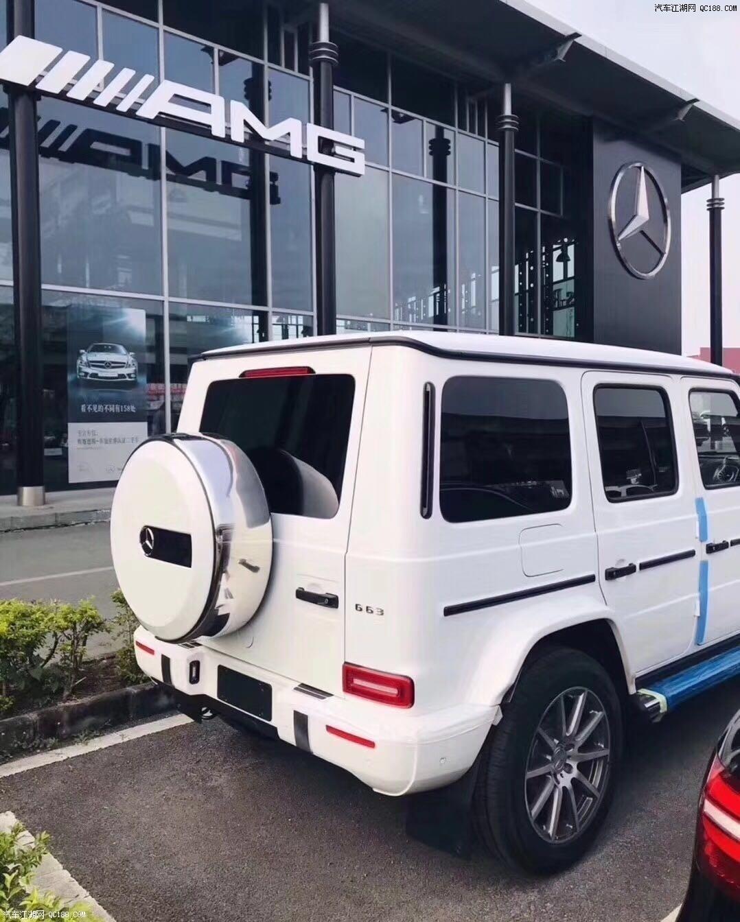 2019款欧规奔驰G63解析 外观时尚霸气