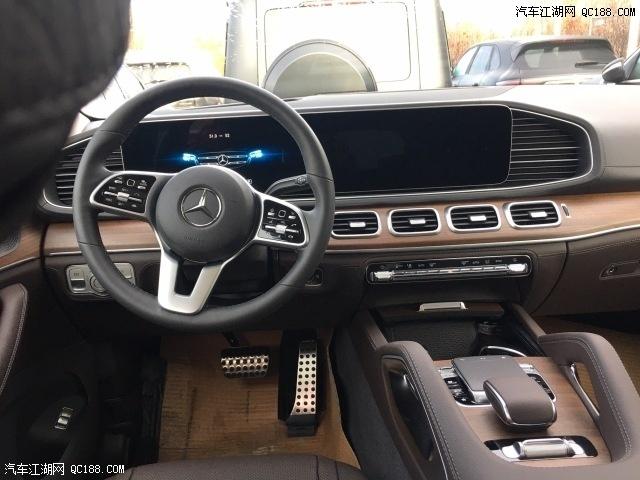 2020款奔驰GLS450 AMG港口现车实测体验