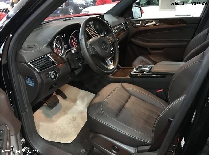 19款奔驰GLS450 3.0T双涡轮增压V6实拍