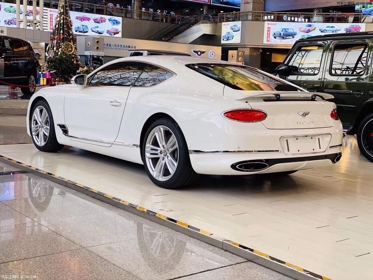 2019款宾利欧陆GT四座轿跑配置性能评测