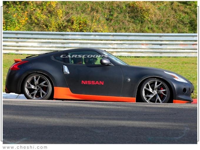 日产全新370Z最新消息 搭全新动力引擎