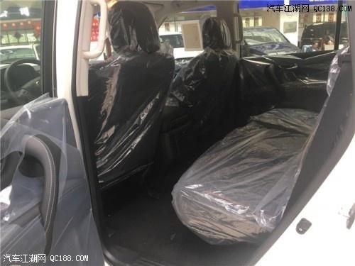 19款日产尼桑途乐中东版4.0XE实车报价