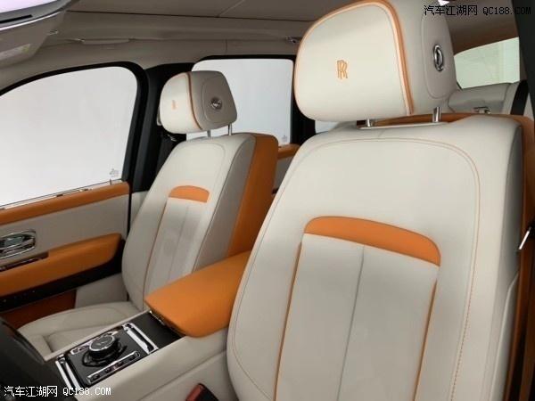 2019款劳斯莱斯库里南顶级SUV性能解读