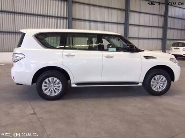 2019款日产途乐Y62中东版低配现车价格