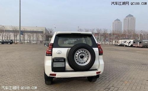 丰田普拉多(霸道)2700中东版背挂版评测