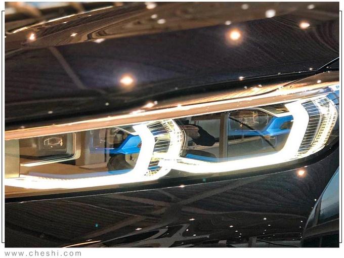 全新宝马7系插混版745e xDrive登陆海外