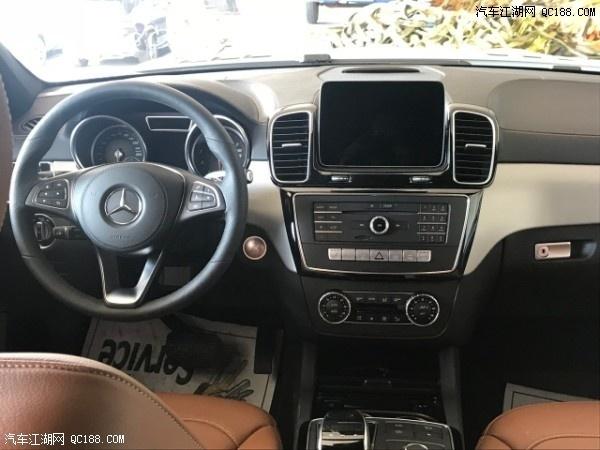 19款奔驰GLS450加规版现车评测报价解析